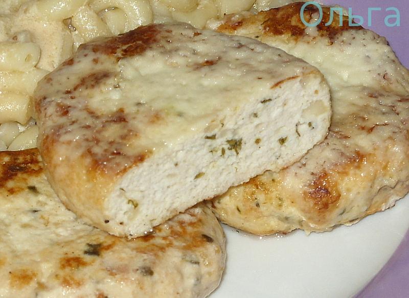 Куриные биточки рецепт с фото в духовке